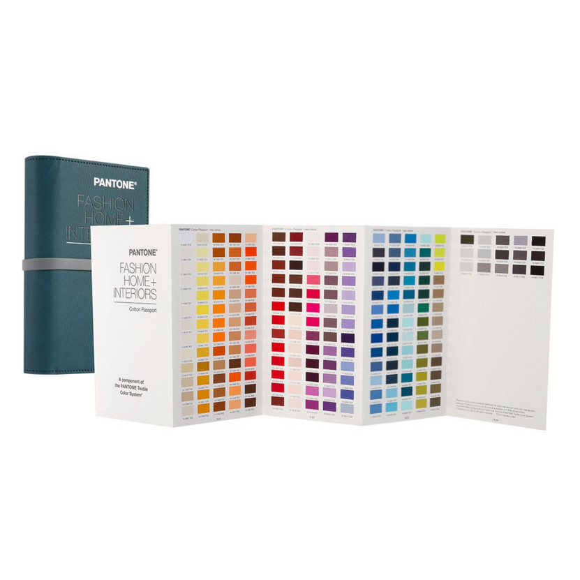 Pantone Fashion+Home COTTON PASSPORT