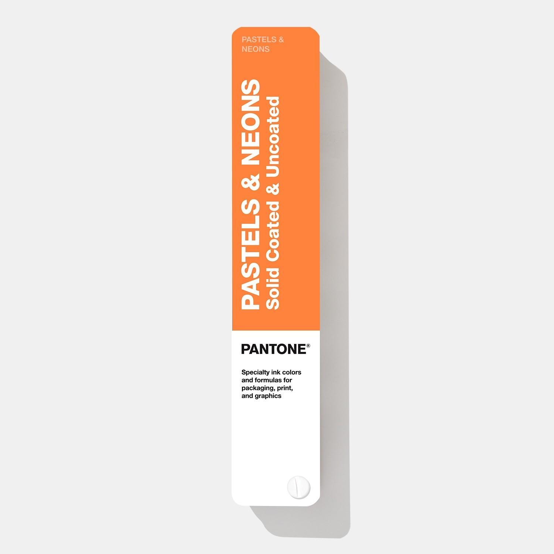 Pantone PASTELS & NEONS Coated & Uncoated