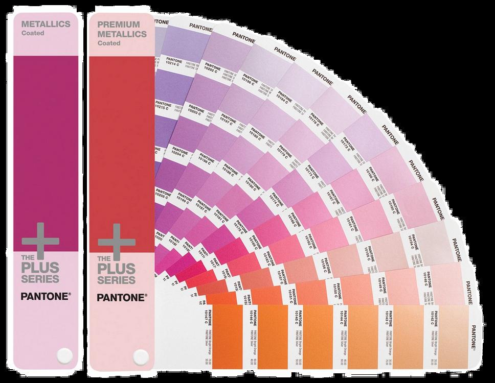 Pantone METALLIC Guide Set