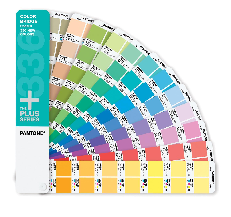 PANTONE Color Bridge XR Coated - rozšíření 2012