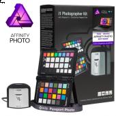 X-Rite i1 Photographer Kit s i1Display Pro + ColorChecker Passport