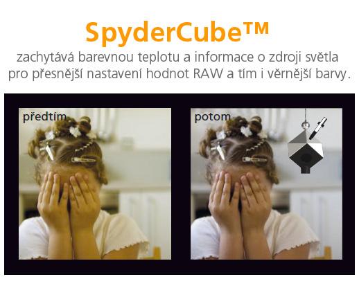 SpyderCube